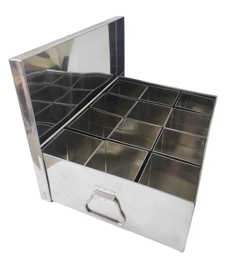 Commercial Large Spice Container Box (Masala Dabba)
